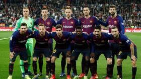 صورة رسميا.. برشلونة يكشف قائمة لاعبيه لدوري أبطال أوروبا