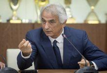 صورة إصابة نسيم بوجلاب تربك حسابات الناخب الوطني وحيد خاليلوزيتش