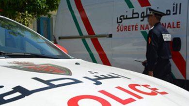 صورة طانطان.. برافو البوليس إعتقال شقيقين كانو غادي يغرقو المدينة بالسجائر المهربة و الأدوية المحظورة