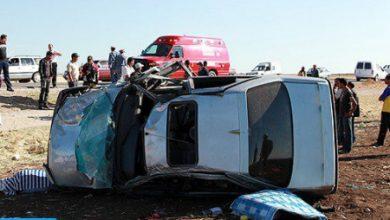 صورة الضباب يتسبب في اصطدام عشرات المركبات بالطريق السيار بين مراكش و الدار البيضاء