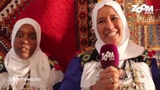 صورة زووم على النجوم.. يسلط الضوء على مجموعة أحواش النسائية برئاسة صفية أيت حساين