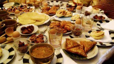 صورة رمضان في زمن كورونا.. نصائح وإرشادات لفطور وسحور صحيين