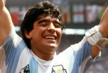 صورة وفاة أسطورة كرة القدم الأرجنتينية دييغو مارادونا عن عمر 60 سنة