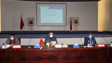 صورة أكادير.. الاجتماع الثالث للجنة الإشراف والتتبع والتقييم لبرنامج التنمية الحضرية