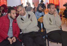 صورة جمعية اباء واولياء تلاميذ ثانوية الداخلة بأولاد برحيل تُواصل رهان تحسين فضاءات المؤسسة