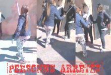 صورة توقيف تسعة شبان بينهم قاصر بسبب فيديوهات تثير الرعب