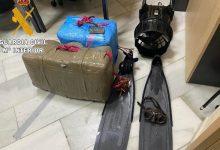 صورة أحكام سجنية ضد ضفادع بشرية مغربية استعملت محركات تحت مائية لتهريب المخدرات