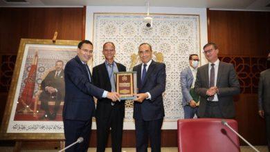 صورة الرباط.. تتويج الفائزين بجائزة الصحافة البرلمانية والجائزة الوطنية للدراسات والأبحاث حول العمل البرلماني