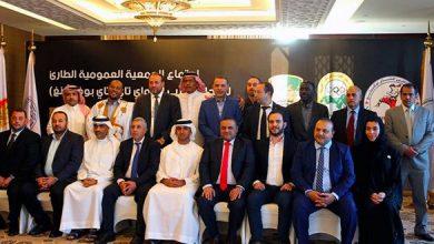 صورة انتخاب المغربي عبد الكريم الهلالي نائبا لرئيس اتحاد البحر الأبيض المتوسط لرياضات الكيك بوكسينغ