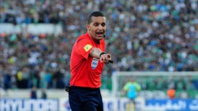 صورة اختيار الحكم المغربي جيد ضمن حكام كأس العرب