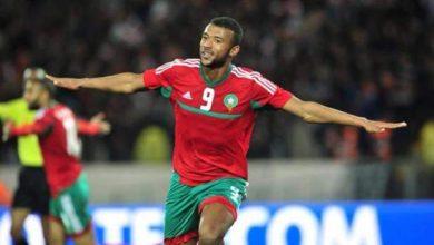 صورة الكعبي يوجه لرسالة للجمهور المغربي بعد تضيعه الكثير من الفرص