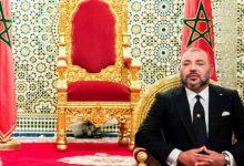 """صورة جلالة الملك محمد السادس يؤجل جميع الأنشطة والاحتفالات بمناسبة """"عيد العرش"""""""