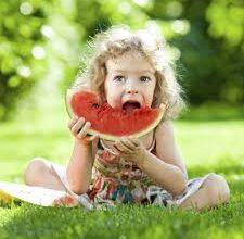 صورة أطعمة لطفلك تحارب حرارة الصيف