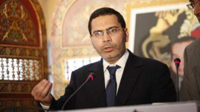 صورة بالفيديو.. هذا ما قاله مصطفى الخلفي حول التعديل الحكومي الجديد