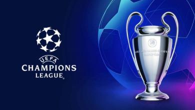 صورة دوري أبطال أوروبا لكرة القدم .. برنامج مباريات الثلاثاء