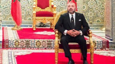 """صورة جلالة الملك عن انتشار """"كورونا"""".. مصلحة الوطن دفعتنا لاتخاذ قرارات صعبة وقاسية"""