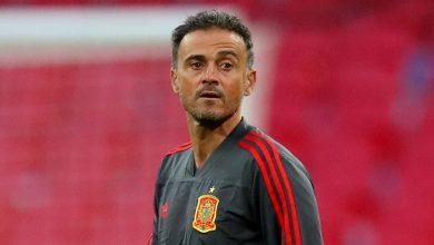 صورة انريكي يعود للإشراف على المنتخب الإسباني