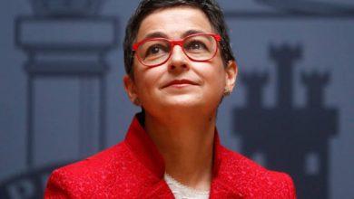 """صورة إقالة وزيرة الخارجية الاسبانية """"أرنشا غونزاليس ليا"""" بعد تسببها في أزمة مع المغرب"""
