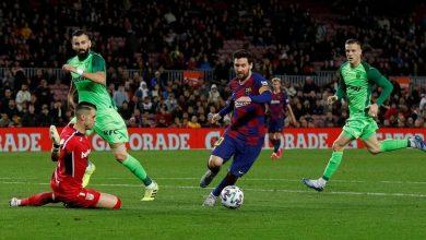 صورة برشلونة يبلغ ربع نهائي كأس إسبانيا بخماسية في شباك ليغانيس