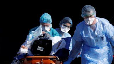 صورة فرنسا تنقل مصابيها بفيروس  كورونا إلى ألمانيا للعلاج