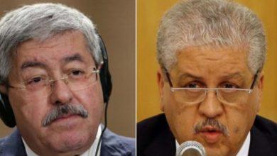صورة إدانة الوزيرين الأولين الأسبقين الجزائريين ب15و12 سنة سجنا نافذا