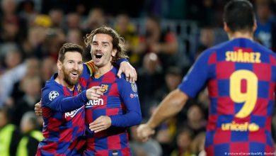 صورة برشلونة يواجه نابولي في إياب ثمن نهائي دوري أبطال أوروبا بغياب خمس لاعبين