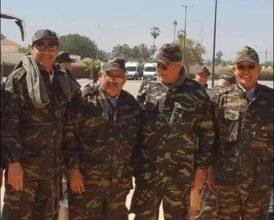 صورة زيارة أو نزاهة أم حملة انتخابية سابقة لأوانها فزيارة برلمانيين للمنطقة الجنوبية للقوات المسلحة الملكية