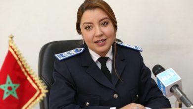 صورة عميد الشرطة فاطمة الزهراء الرماش … موهبة وشغف في خدمة المواطن