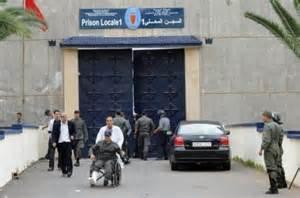 صورة مندوبية السجون تخضع حراسها لإجراء الحجر الصحي