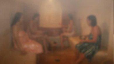 صورة وجدة : إغلاق حمام شعبي و توقيف 13 مستحمة بسبب خرق حالة الطوارئ
