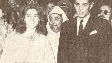 صورة فيديو.. قصة زفاف الأمير المغربي مولاي عبد الله بالأميرة اللبنانية لمياء الصلح