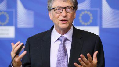 صورة بيل غيتس.. استثمرت 1,7 مليار دولار في تطوير اللقاح لمواجهة وباء كورونا في العالم