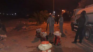 صورة طانطان.. المجلس الجماعي يشن حملات مكثفة لمحاربة انتشار البعوض و الحشرات الطائرة