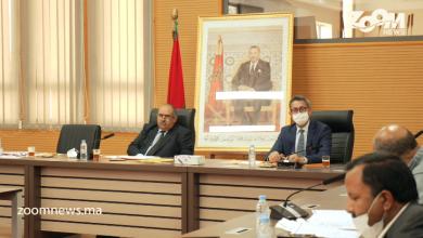 صورة المجلس الإقليمي لطانطان يعقد دورته العادية لشهر يونيو