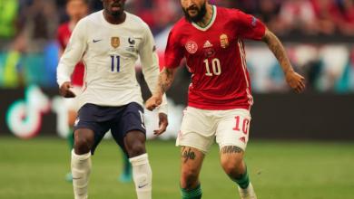 صورة يورو 2020.. المنتخب المجري يفرض التعادل الإيجابي على أبطال العالم