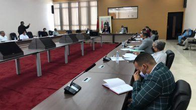 صورة المجلس الإقليمي لطانطان يعقد دورة استثنائية