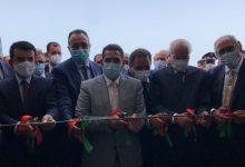 صورة أمزازي يشرف على تدشين المدرسة العليا للتكنولوجيا ابن زهر بالداخلة