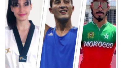 صورة خروج ثلاث عدائين مغاربة من منافسات أولمبياد طوكيو في اليوم الأول