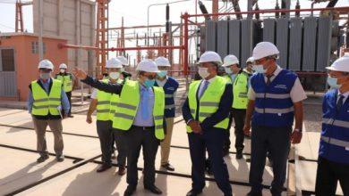 صورة أكادير.. الحافظي يطلع على منشآت الطاقة الكهربائية