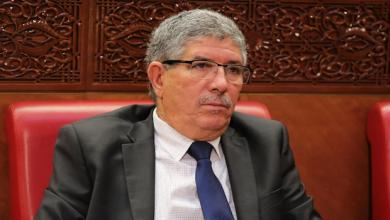 صورة انتخاب البامي أحمد التويزي رئيسا للمجلس الجماعي لآيت أورير