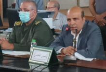 صورة انتخاب التجمعي أناس البوعناني رئيسا للمجلس الجماعي للقنيطرة