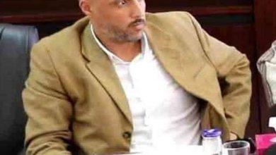صورة لحبيب الومان رئيسا للمجلس الجماعي لطانطان