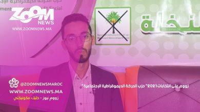 صورة زووم على انتخابات 2021.. حزب الحركة الديموقراطية الإجتماعية