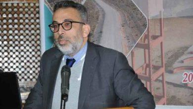 صورة انتخاب عبد الله غازي رئيساً لمجلس جماعة تزنيت